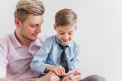 Как сделать так, чтобы видится с дочкой и/или сыном