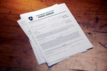 какие документы нужны для расторжения брака в суде