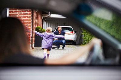 Решение и определение места жительства ребенка