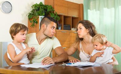 Как правильно написать заявление в суд о расторжении брака с детьми