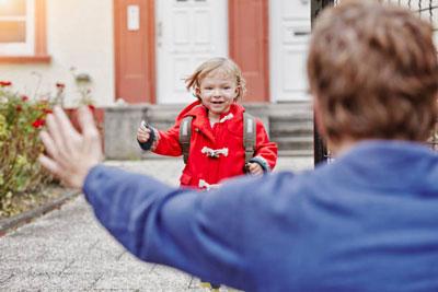 Порядок встреч родителя с ребенком после развода