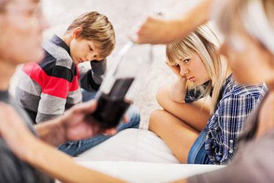В каких случаях бывший муж может отсудить детей в свою пользу