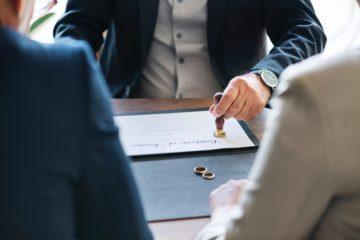 какие документы нужны для подачи заявления на развод