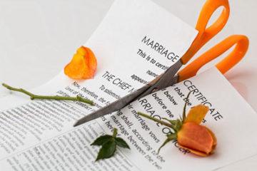 как написать заявление о разводе в суд образец