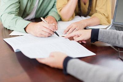 Соглашение о разделе долгов