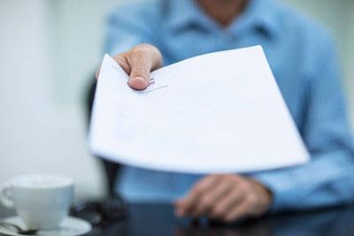 Сбор документов и доказательств